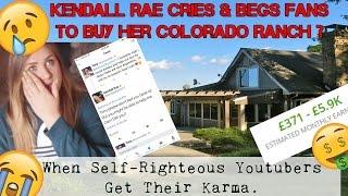 Video Kendall Rae Cries & Begs Fans To Buy Her Colorado Ranch? MP3, 3GP, MP4, WEBM, AVI, FLV Juni 2018