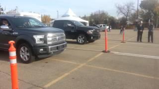2015  F150 Ecoboost vs Dodge