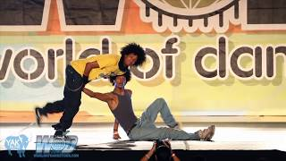 LES TWINS World of Dance San Diego 2010 WOD | YAK FILMS