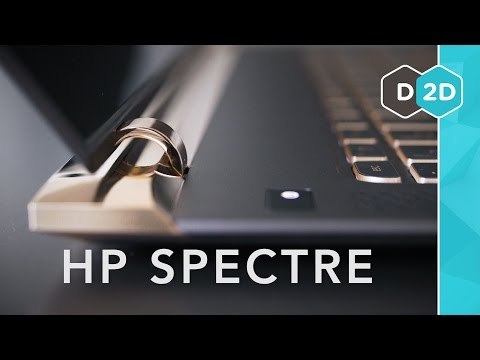 2016 HP Spectre Review – Is This Laptop TOO Thin?!
