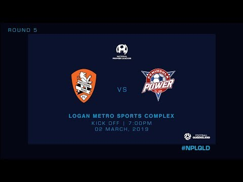 NPL R5 - Brisbane Roar Youth Vs Peninsula Power