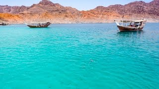 Khasab Oman  city photos : Dhow cruise and snorkeling in Khasab, Musandam peninsula, Oman 2016