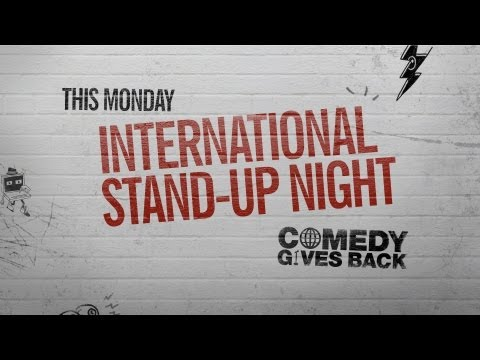 live youtube comedy - Matt Kirshen (http://youtube.com/ChannelMattKirshen), Rob Delaney, Rove McManus, and more perform on this night of stand-up with an international flair. Pres...