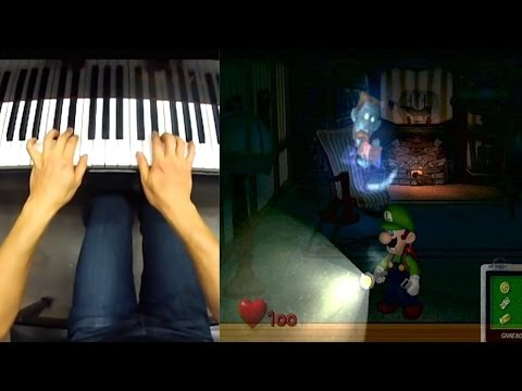 mansion videos - Let's Play Piano! As requested by SageY91 in the 25 Jan. 2013 video, Martin Leung, Video Game Pianist, plays his transcription and arrangement of the Super S...
