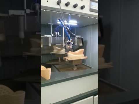 MERPLAST Kimya 60 İstasyon Otomatik Taban Boyama Makinesi
