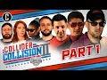 COLLIDER COLLISION II: Movie Trivia Schmoedown   Part 1 - MURRELL VS GHAI