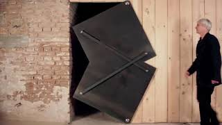 This Looks Like A Magical Gravity-Defying Door