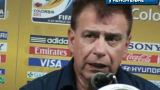 Ever Hugo Almeida habla de Croacia.mp4