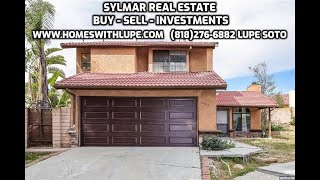 Sylmar (CA) United States  city images : SYLMAR home for sale 5 brs 2-story (818)276-6882