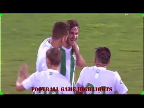 AC Milan 1~2 Real Betis | Highlights & All Goals | Friendly Match, August 9th, 2017