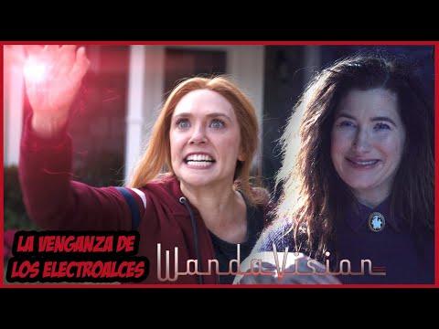 WANDAVISION TODO Explicado Capitulo 7 – MARVEL Bruja Escarlata y Vision – видео