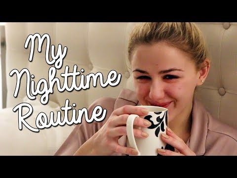 My Night Routine: Winter Edition | CHLOE LUKASIAK