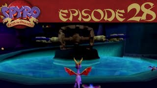 Let's Play Spyro: Enter The Dragonfly - Good Samaritan Thieves? (28)
