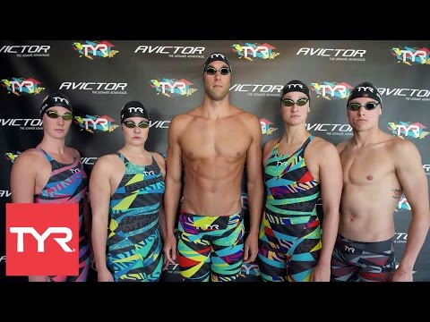 TYR Avictor Launch Party 2014