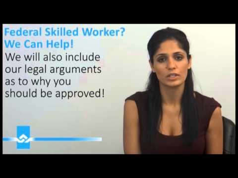 Federal Skilled Worker Program FSW How We Can Help Video