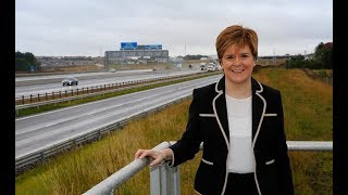 New £500 million motorway officially opened