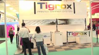 Tigrox Retractable Barrier System
