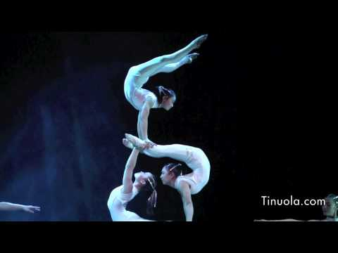 An Acrobatic Performance That'll Amaze