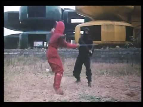Classic B-Movie Trailers: Golden Ninja Warrior (1986)