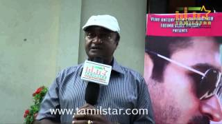M  S  Bhaskar at India Pakistan Movie Press Meet