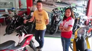 5. Kawasaki and Kymco Motorcycles in the Philippines