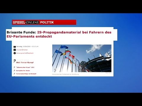 Spiegel: «Προπαγάνδα υπέρ του ΙΚΙΛ από δύο οδηγούς του ΕΚ»