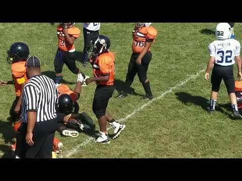 Danville Carver Park Bears VS Cowboys (Terre Haute)-Freshman Level 3rd/4th Grade