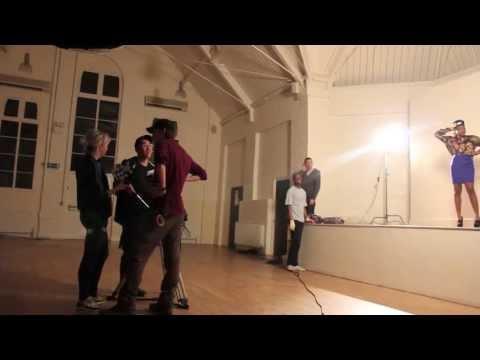 Aina More - Ja'Burata VIDEO (Behind The Scenes)