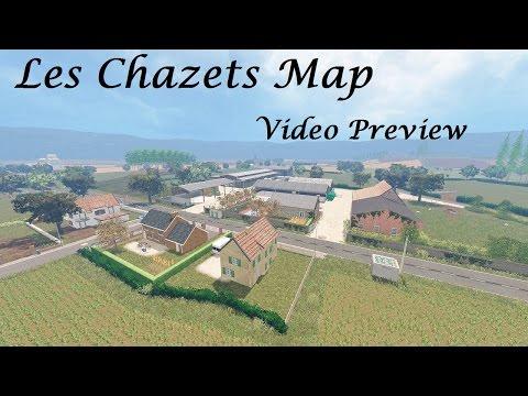 Les Chazets v0.9 Beta