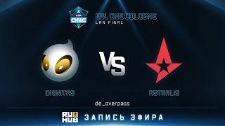 Astralis vs Dignitas, game 1
