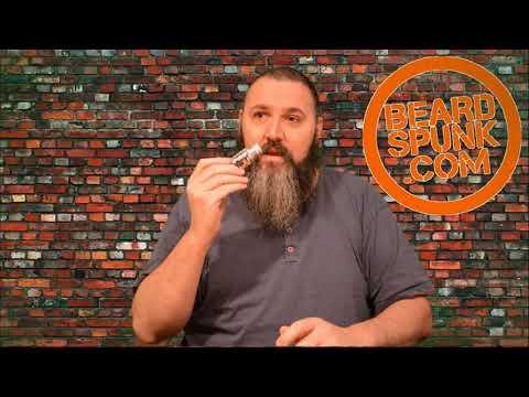 Review of Beard Spunk 'Black Pepper' Limited Edition Beard Oil