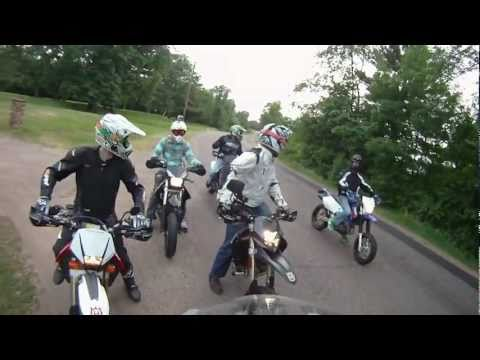 Supermoto Hooligans: Summer Ride