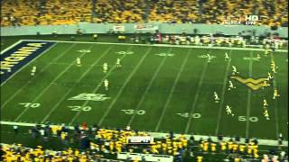 Morris Claiborne vs West Virginia 2011