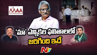 Exclusive Interview With MAA Election Officer Krishna Mohan over MAA Election Results Controversy