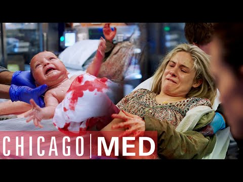 She Couldn't Do Right By Her Baby | Chicago Med