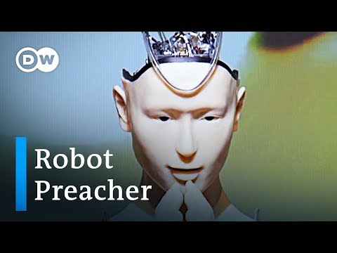 Mindar, Roboter, Buddhismus
