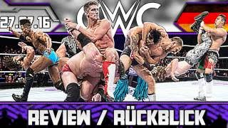 Nonton Wwe Cwc Review   27 07 16  S01e03    Technik Vom Feinsten   Deutsch German  Film Subtitle Indonesia Streaming Movie Download