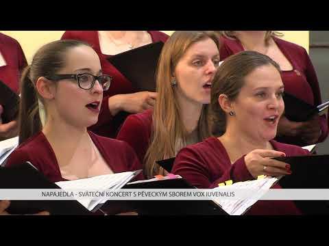 TVS: Napajela - Sváteční koncert