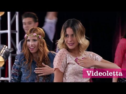Violetta 3 English Exclusive: Friends Till The End