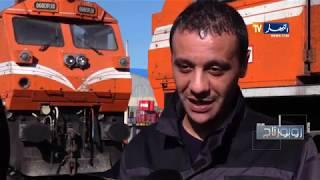 روبورتاج: قطاراتنا.. بين الرشق وفوضى المحطات