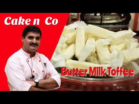 Butter milk Toffe / recipe hy Cake n co