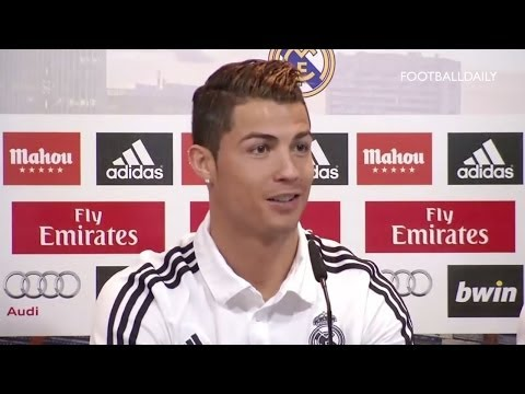 World - Cristiano Ronaldo admits he slept through the draw for the 2014 FIFA World Cup in Brazil, but having seen the groups says Portugal face a tough test - someth...
