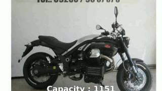 10. Moto Guzzi Griso Black Devil S.E. Details - techracers