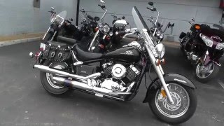8. 049567 - 2003 Yamaha V Star 650 Classic XVS65ARC - Used Motorcycle For Sale