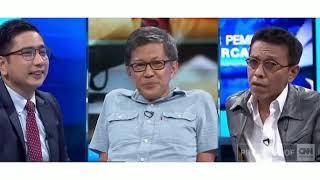 Download lagu Malu Detik Detik Rocky Gerum Bungkam Adian Alih Pembicaraan Mp3