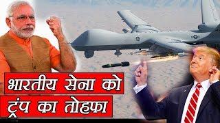 Indian Army को ताकतवर बनाने Trump देंगे india को ये तोहफा, China को मिलेगा करारा जवाब