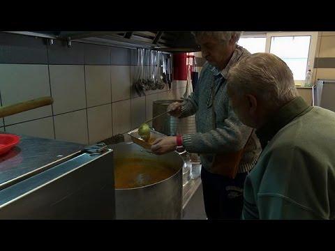 Αθήνα: Καταφύγιο Αγάπης και Συμπαράστασης για τους άστεγους
