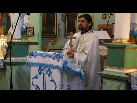 Проповідь прот. Євгена Шувара на Різдво Христове в храмі свт. Миколая.