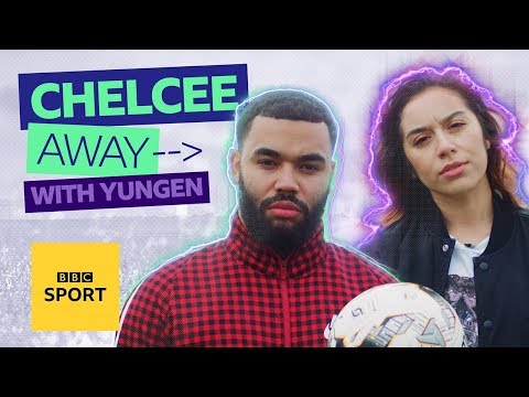 How Does Football Inspire Yungen's Lyrics? | BBC Sport