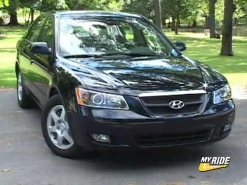 Review: 2006 Hyundai Sonata